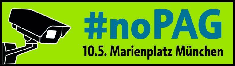 NEIN! zum neuen Polizeiaufgabengesetz Bayern