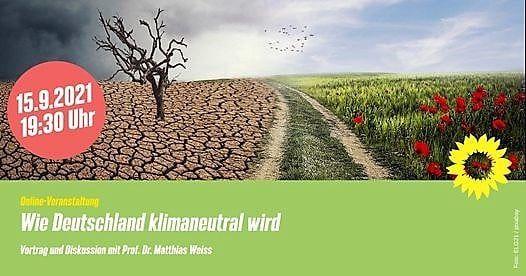Wie Deutschland klimaneutral wird